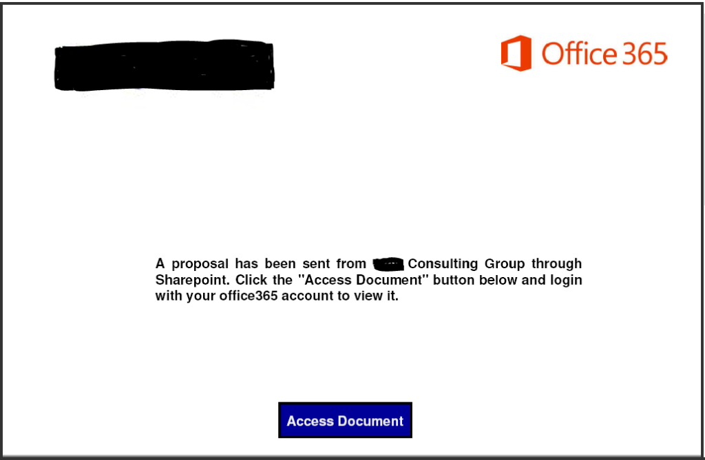 spearphishing attempt